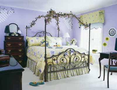 Teenage Girls' Bedroom Decorating Ideas - Interior design