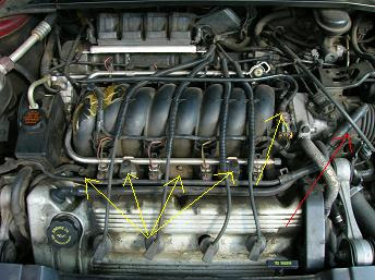 Cadillac Northstar Starter Replacement
