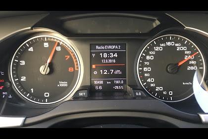 Audi A4 B8 20 Tfsi Quattro 0 100