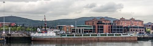 Belfast Docklands by infomatique