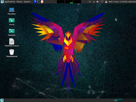 Parrot Security OS 3.11 'Full' Images Available for VirtualBox and VMware