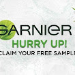 Free Garnier Pure Active Neem Face Wash, Light & Radiant Cream or Light & Radiant Face Wash Sample • r/freebies