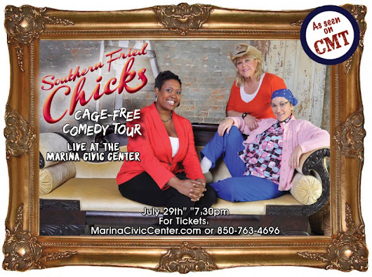 "The Southern Fried Chicks ""Cage-Free Comedy Tour"""