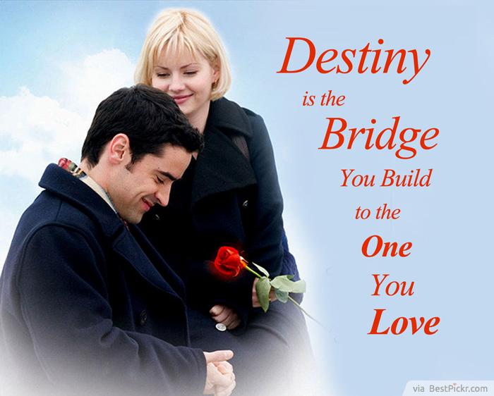Pictures Of Destiny Love Quotes Kidskunstinfo