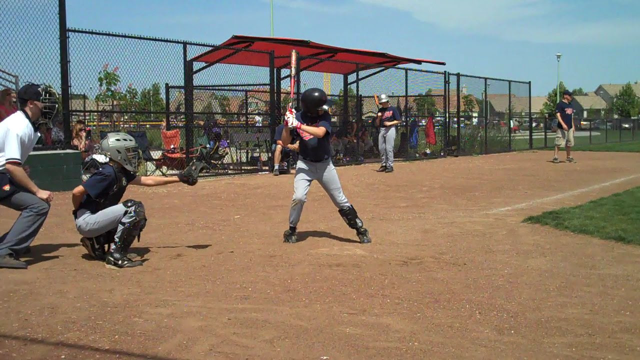 Second At Bat