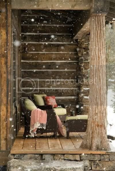 place to watch the snow