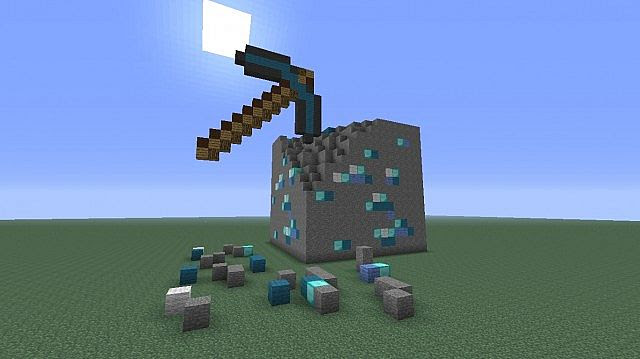 My Random Builds Minecraft Project
