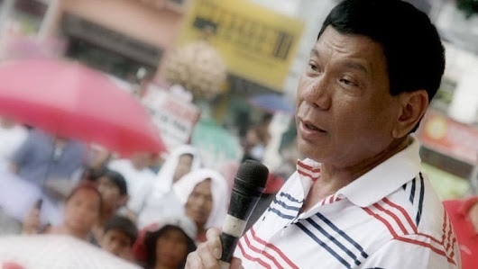 8 Reasons Why You Should Not Vote Duterte for President – FAQ.ph