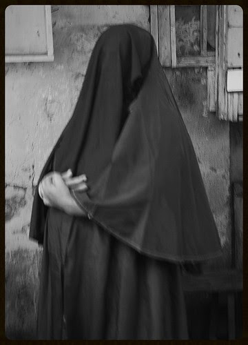 She Will Be Waiting There After The Namaz On Bakra Eid by firoze shakir photographerno1