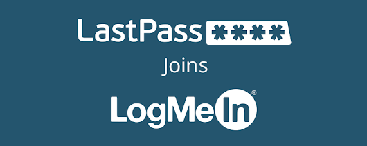 LastPass Joins the LogMeIn Family