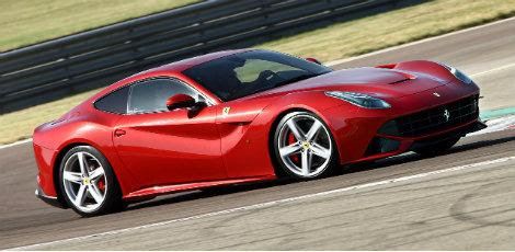 Na lista dos 10 IPVAs mais caros do Estado estão seis modelos da Ferrari. / Divulgação