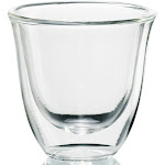 Set of 6 Double Wall Espresso Glasses