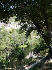 El Bibey a los piés del Santuario