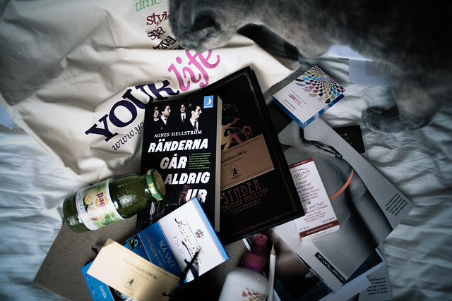 hello goodiebag