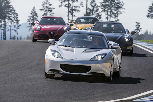 The First Drive | Vancouver Island Motorsport Circuit