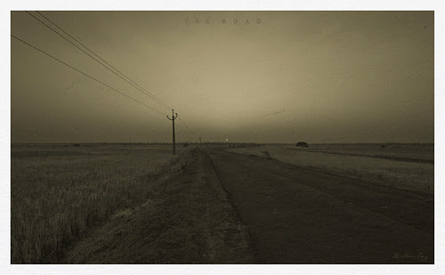 The Road by Rhivu_Ray