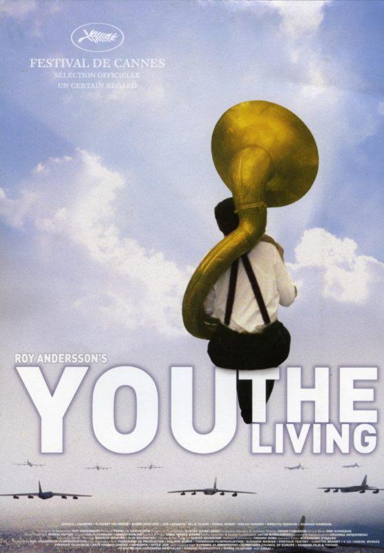 Risultati immagini per you the living poster