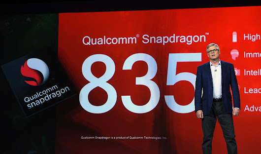 Snapdragon 835 CPU Test Score Reveals Apple A10 is Relatively Worse than Qualcomm's Chip