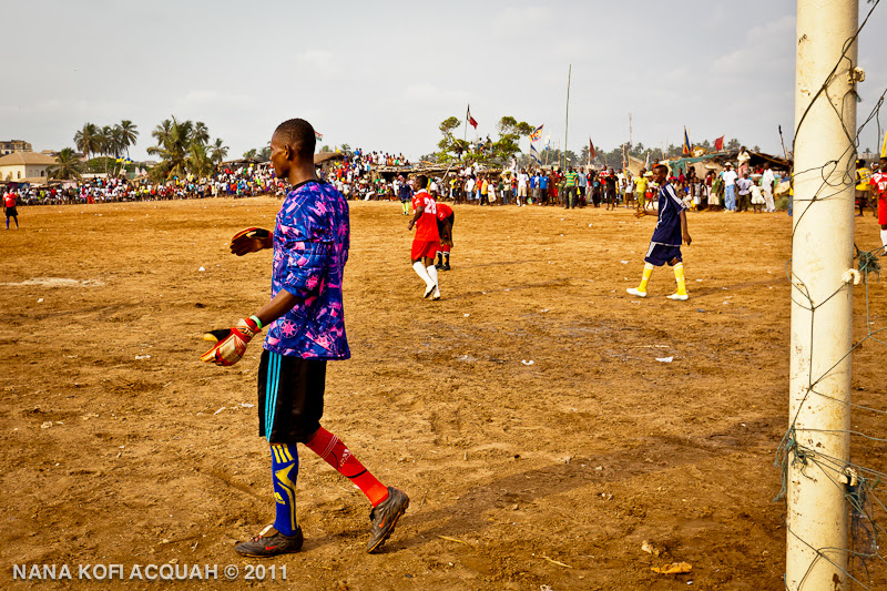 Elmina - Goalie's socks