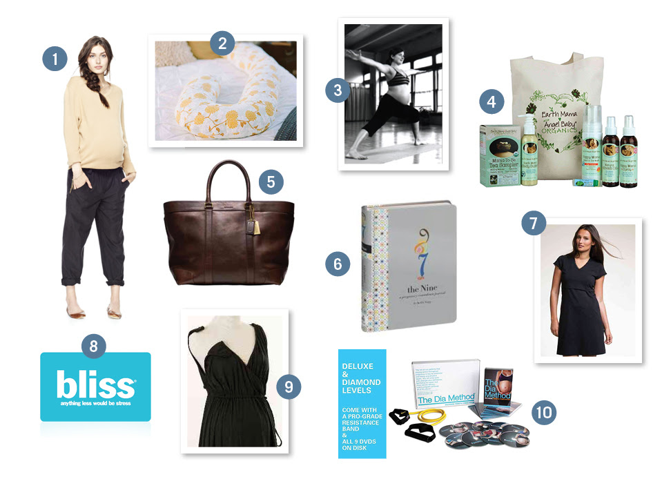 Holiday Gift Guide: For the Expectant Moms - A Mommy In ...