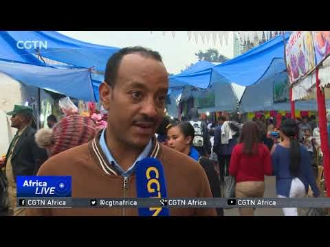 Ethiopian news ethiopians welcome the year 2010 for Assimba ethiopian cuisine