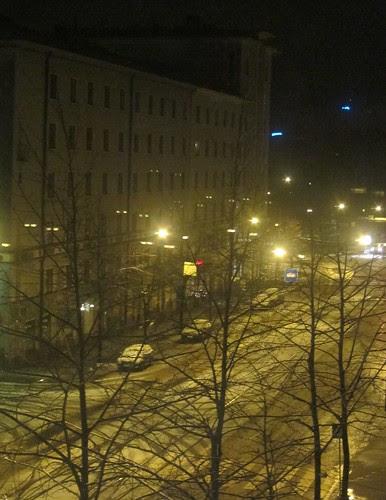 Ensi kerran hiukan lunta Helsinkiin