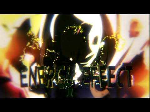 After Effects - AMV Tutorial : Energy Effect - YouTube