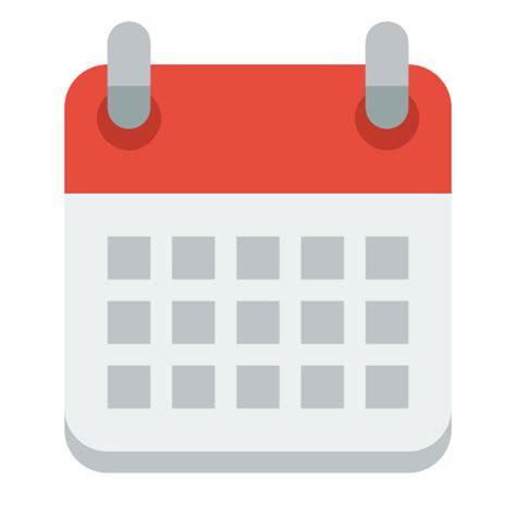 kalender ikon gratis  small flat icons