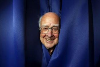 Peter Higgs é tão recatado como o bosão a que deu o nome