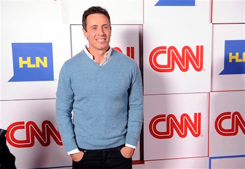 CNN's Chris Cuomo on Girls Not Wanting to See Male Genitalia in Locker Room: Parents Should 'Teach Tolerance'