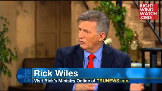 Rick Wiles: Flynn Forced Out By 'Devil-Worshiping, Luciferian, Demon-Possessed Maniacs' Behind Global Child Molestation Ring | Right Wing Watch