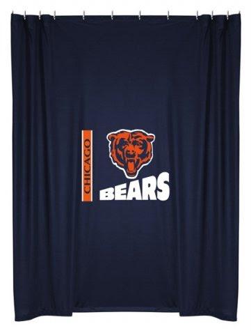 Amazon.com: Chicago Bears - NFL / Bath Accessories / Bath: Sports