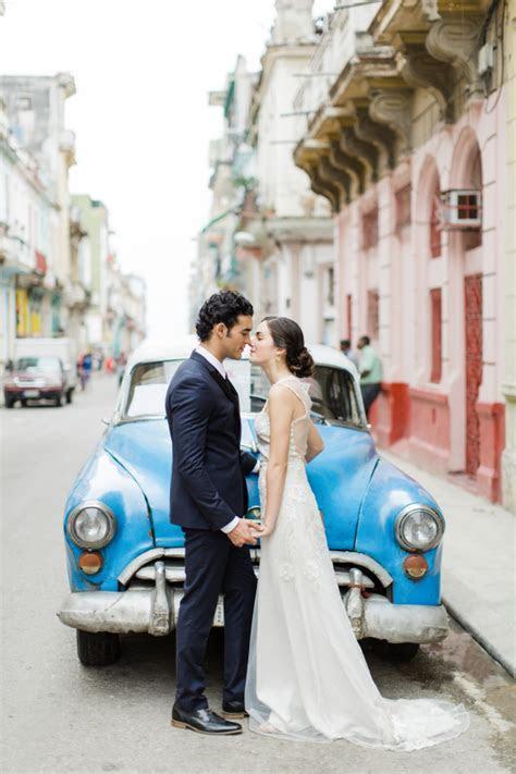 Trend Alert: Cuba Wedding Inspiration : Tracie Domino