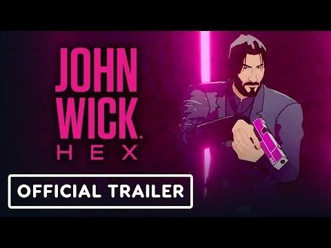 John Wick Hex Review   Gameplay