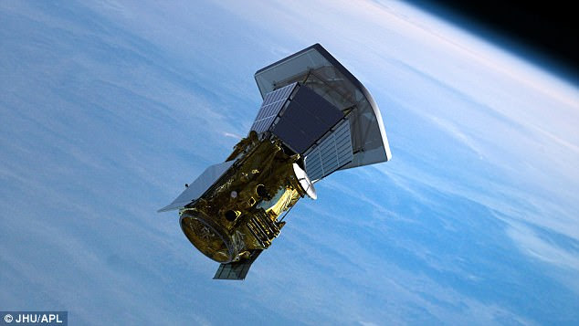 The PSP will need to withstand temperatures outside the spacecraft of 2,500 degrees Fahrenheit (1,377 degrees Celsius)
