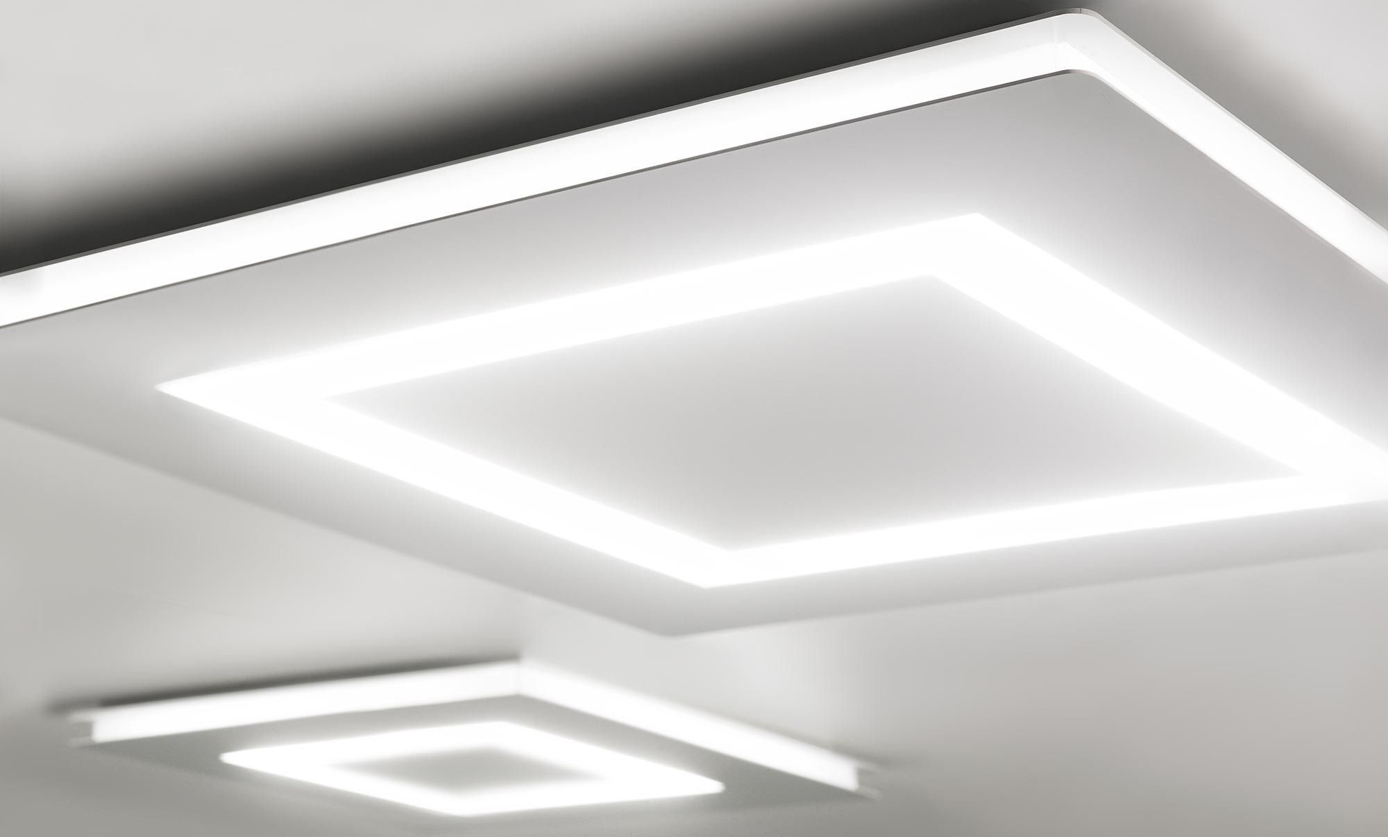 Flat ceiling lights photo 10