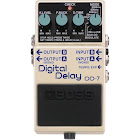 Boss - DD-7 Digital Delay Pedal