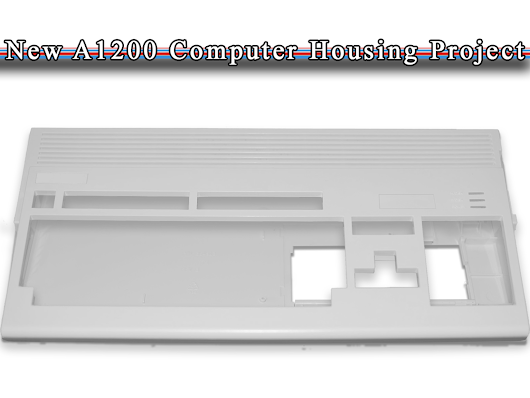 New A1200 Housings Pressed From New Molds by Philippe Lang — Kickstarter