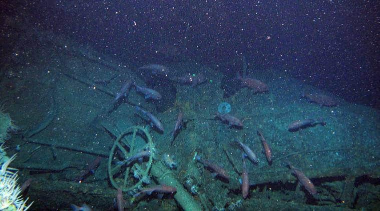 Missing Australian WWI submarine found
