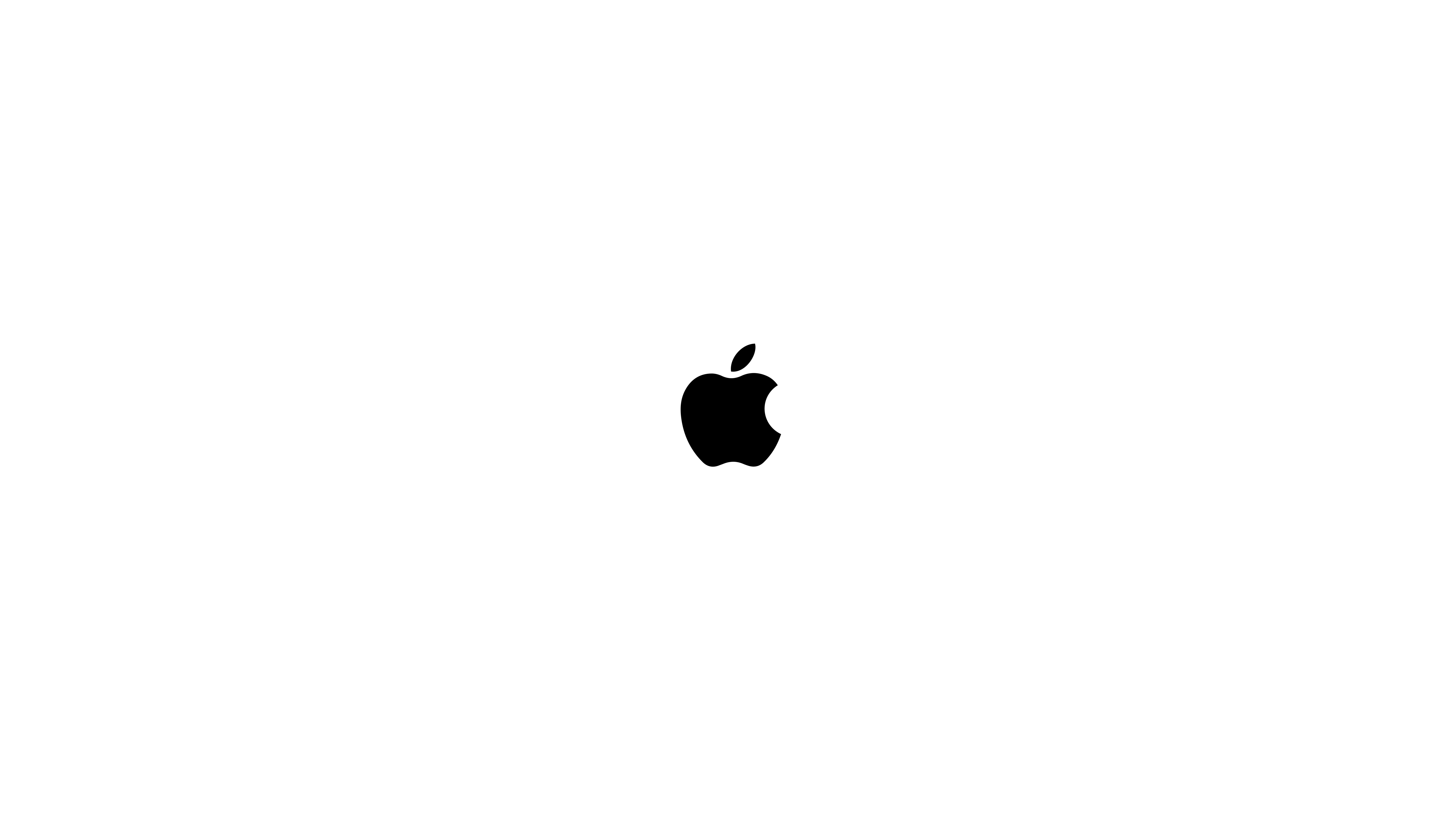 Black Apple Logo UHD 8K Wallpaper  Pixelz