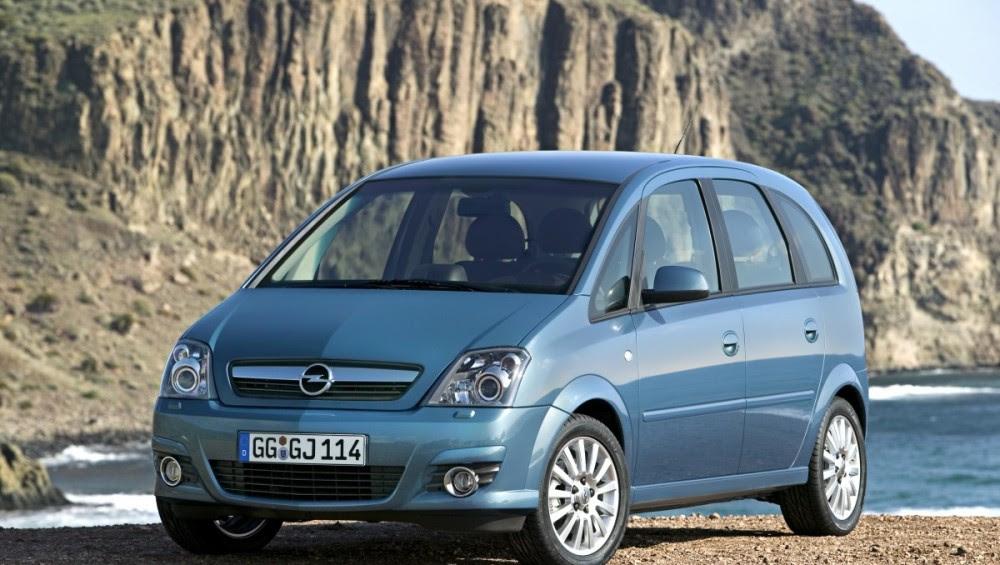 Opel Meriva Minivan Mpv 2005 2010 Reviews Technical