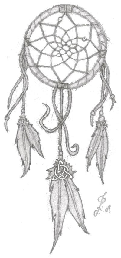 Dreamcatcher Tattoo by ~icedragonenflamed on deviantART
