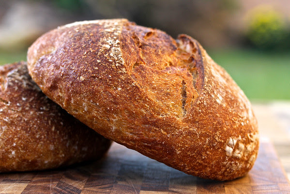 Hearth Sourdough | #BreadBakers Celebrate National Homemade Bread Day