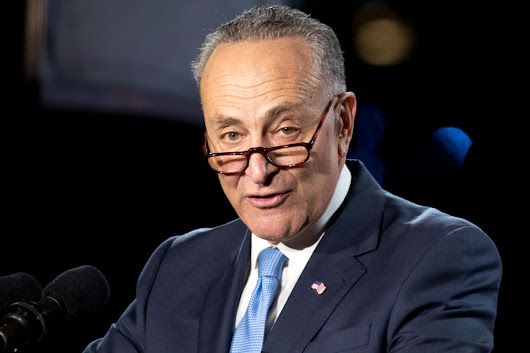 Chuck Schumer Got Called Out For One Sick Betrayal And It Could End His Career