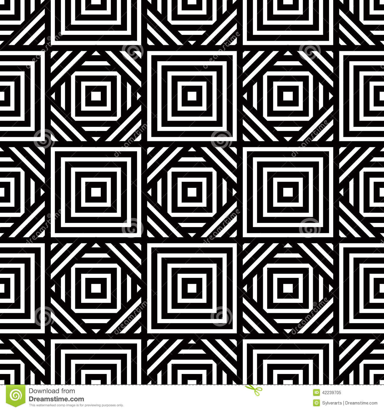 17 White And Geometric Black Designs Images Black And White