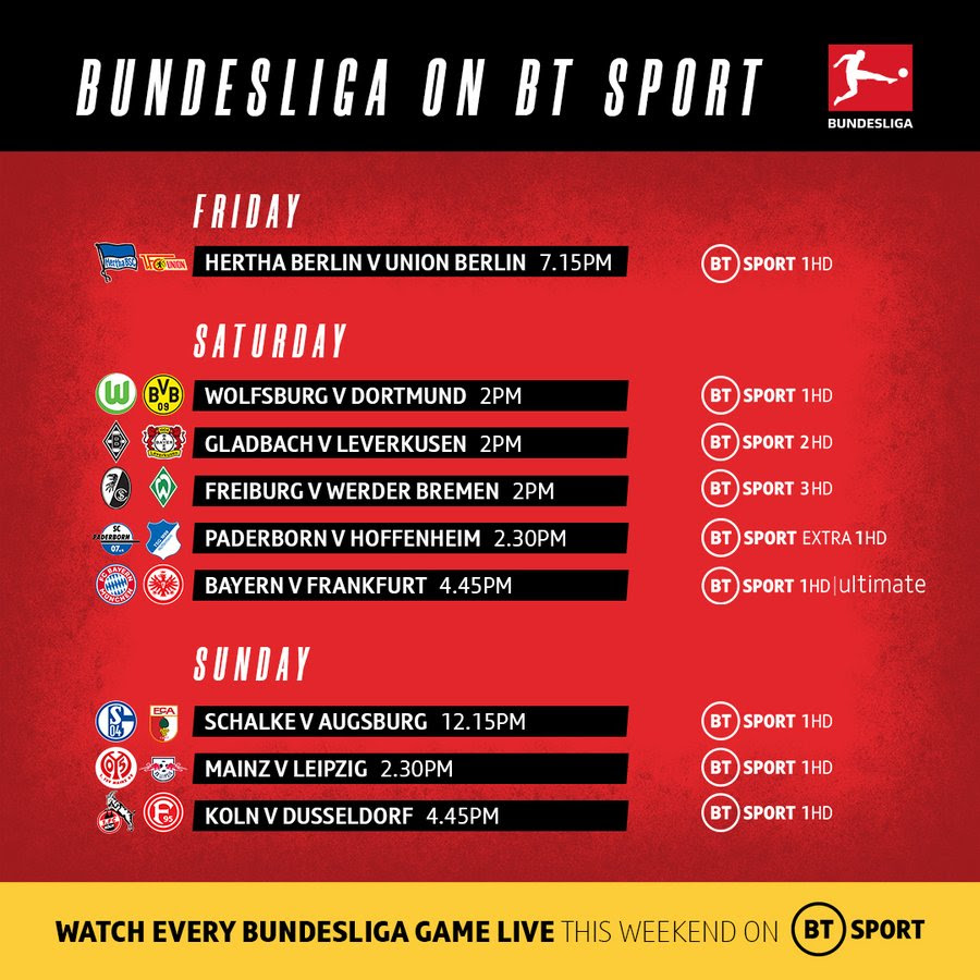 watch bundesliga live stream uk