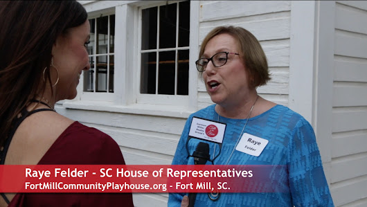 Fort Mill Community Playhouse New Building Fundraiser • Homes Fort Mill and Homes Tega Cay
