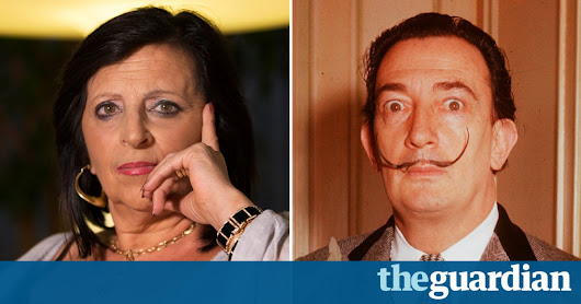 Salvador Dalí's moustache still intact, embalmer reveals after exhumation | Art and design | The Guardian