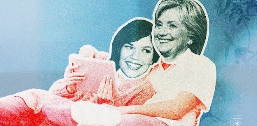 Why Hillary Clinton Thrills the Hell Out of Me