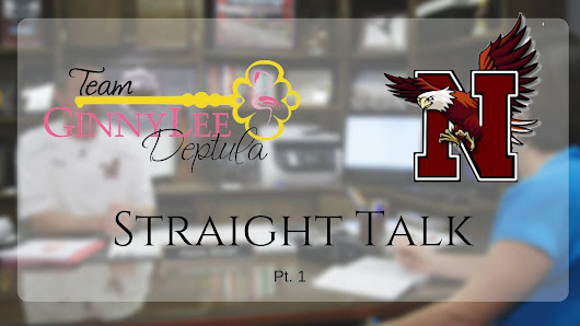 Straight Talk with Niceville High School Principal | LiveLoveNicevilleTV Ep.1 - YouTube